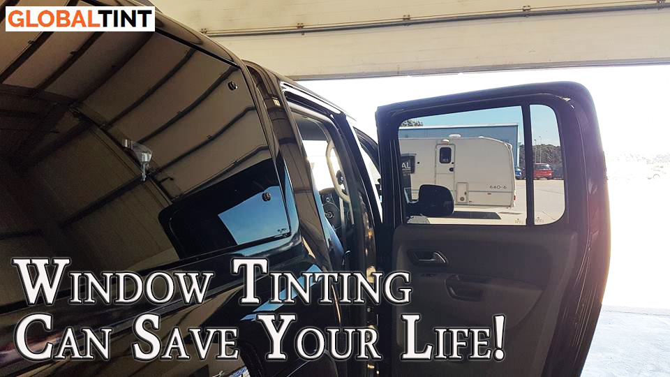 window car tinting