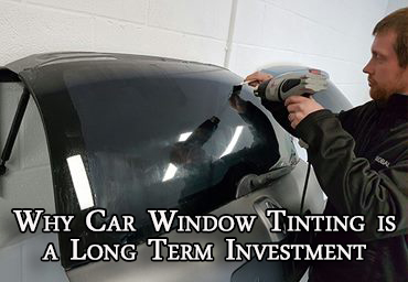 window tinting as investment