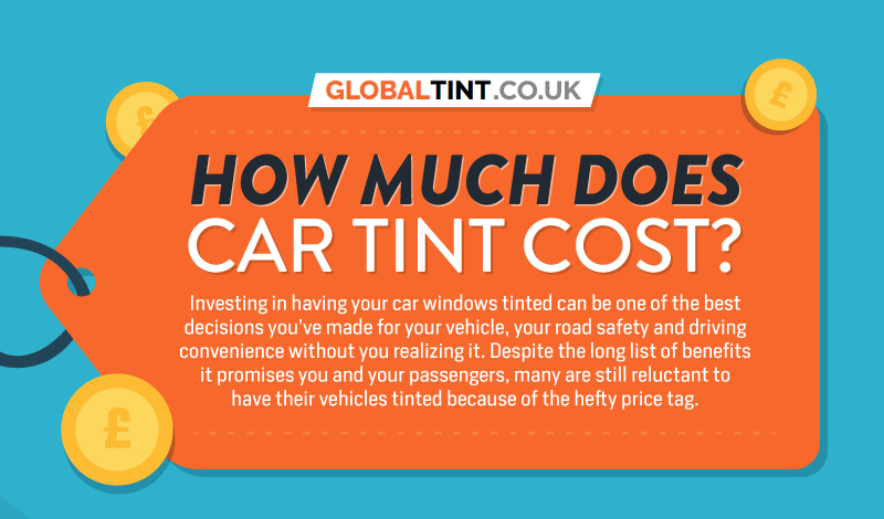 How Much Does Car Tint Cost