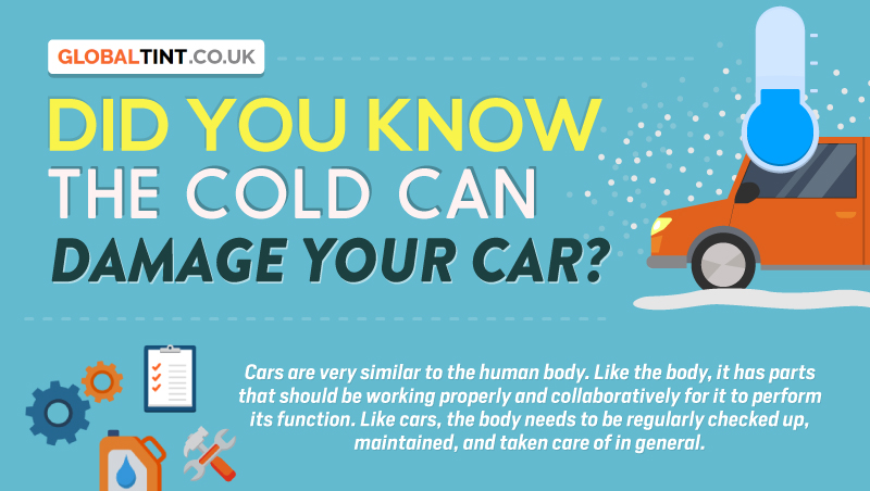 Did You Know The Cold Can Damage Your Car