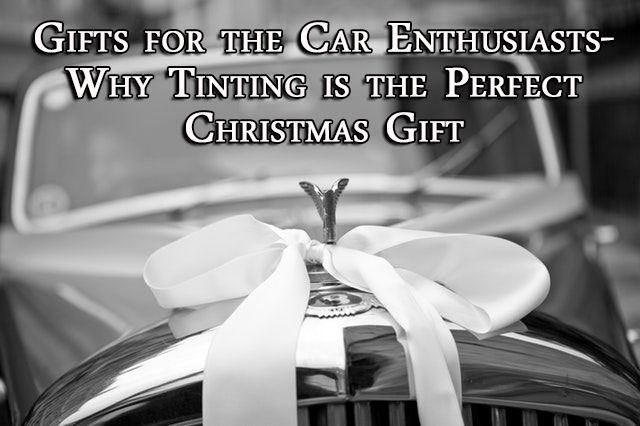 car window tinting gift