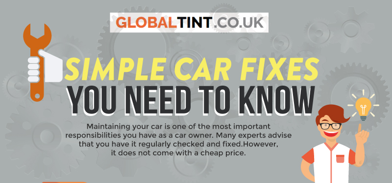 Simple Car Fixes you need to know