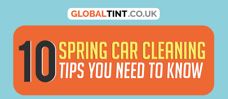 10 Spring Car Cleaning Tips You Need to Know
