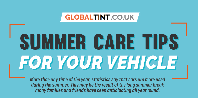 Summer Care Tips For Your Vehicle